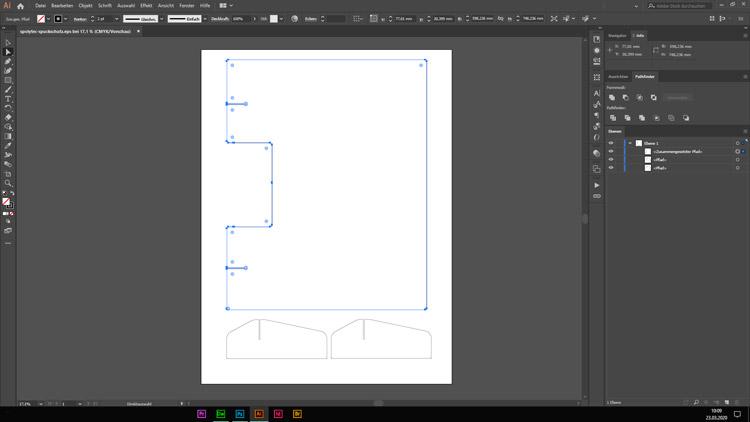 Download Speichelschutz aus Acrylglas als PDF