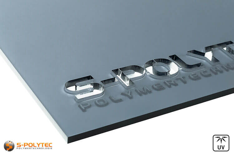 Acrylglas 2-10 mm GS PMMA Transparent Glasklar Laserschnitt laser polierte Kante Gr/ö/ße W/ählbar 300-1200mm 10 mm, 300 x 300 mm