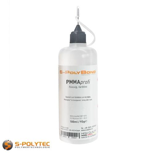 S-Polybond PMMAprofi - Kaltschweißklebstoff für Acrylglas
