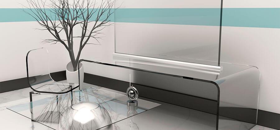 plexiglas oder acrylglas was ist was und was ist richtig im blog von s polytec s. Black Bedroom Furniture Sets. Home Design Ideas