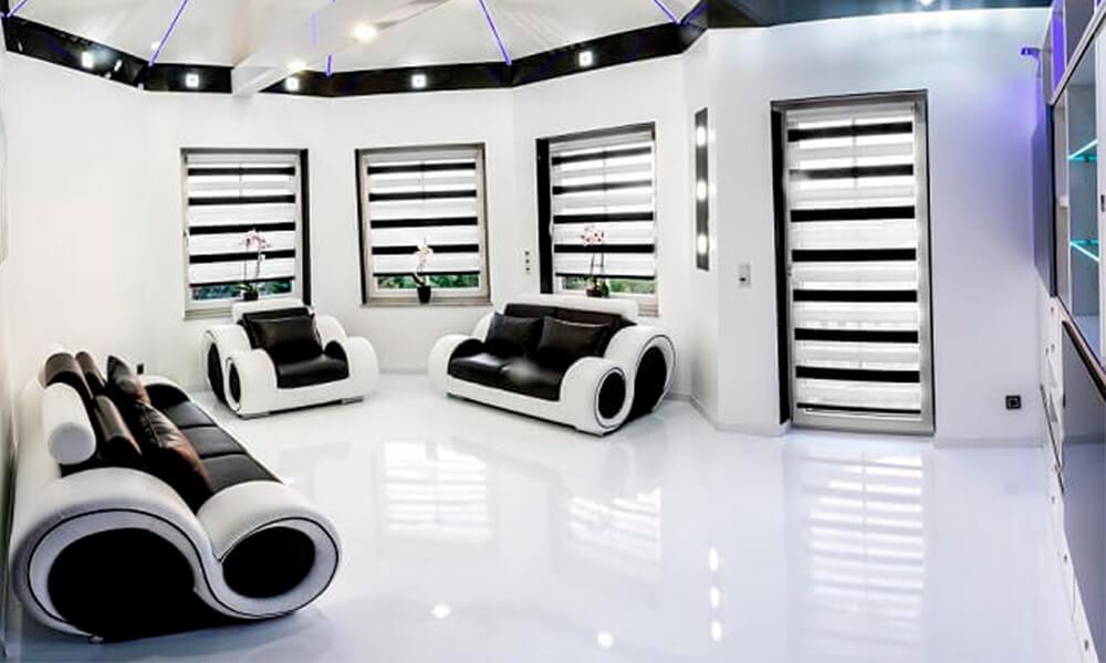 Renovieren Sie Ihr Wohnzimmer zusammen mit S-Polytec Design-Berater