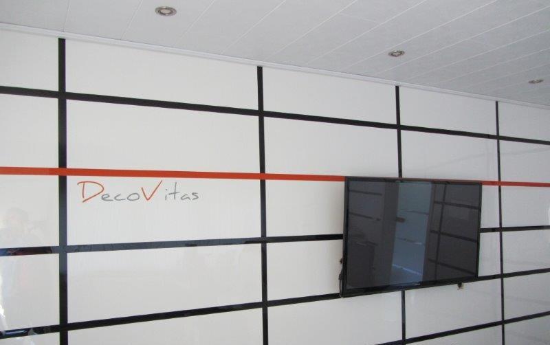 Wanddekoration ausgefallene ideen in hochglanz zum for Ausgefallene wanddeko