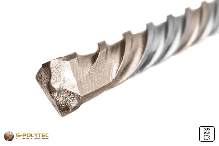 SDS plus Hammerbohrer für Stein und Beton in Ø 8,0mm x 100/160mm