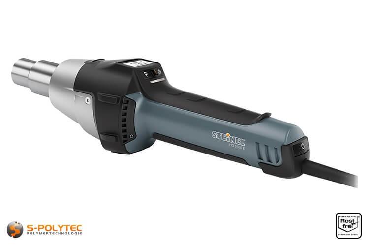 Heißluft-Schweißgerät STEINEL® HG-2620E im Koffer