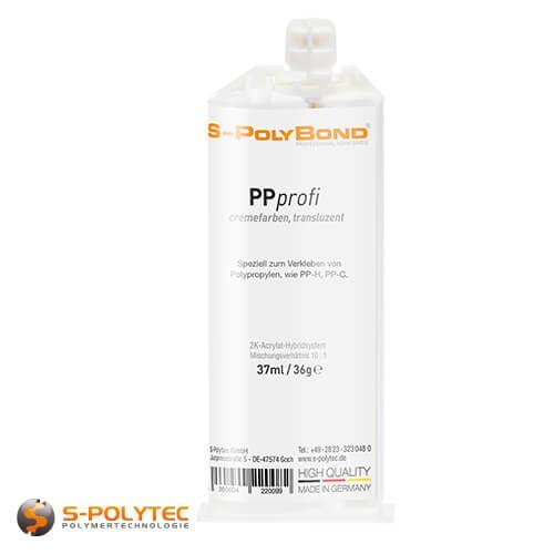 PP Kleber - PPprofi 37ml zum Kleben von PP-H und PP-C