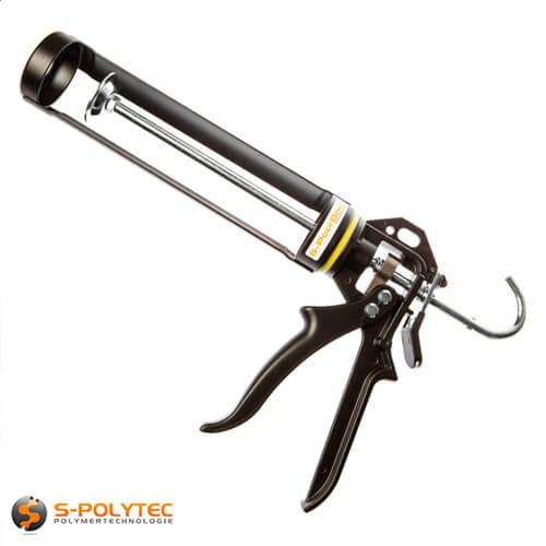 S-Polybond Silikonpistole für den professionellen Einsatz durch Handwerker und Heimwerker