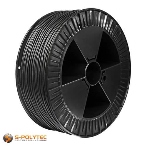 PE Schweißdraht schwarz 4mm für Polyethylen